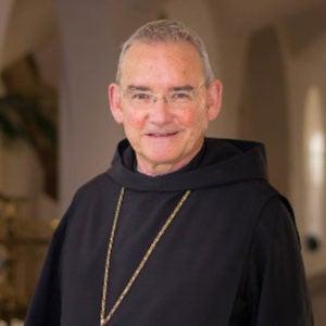 Abbot Jeremy Driscoll, O.S.B.