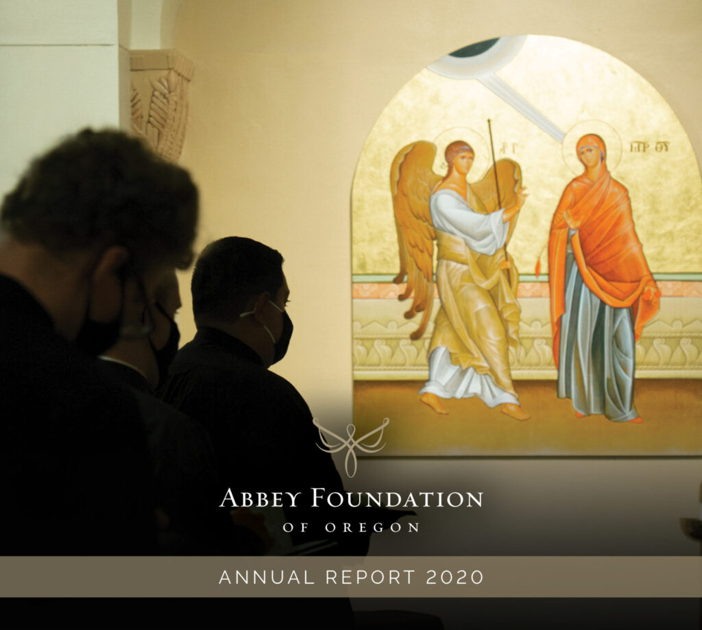 Abbey Foundation of Oregon Annual Reports 1