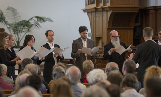 Mount Angel Abbey Bach Festival 4