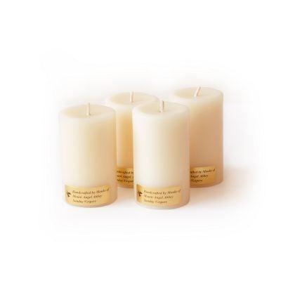 "Sunday Vespers Candle Set - 3"""