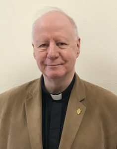 Meet Legacy Society Members - Fr. Stephen Rowan