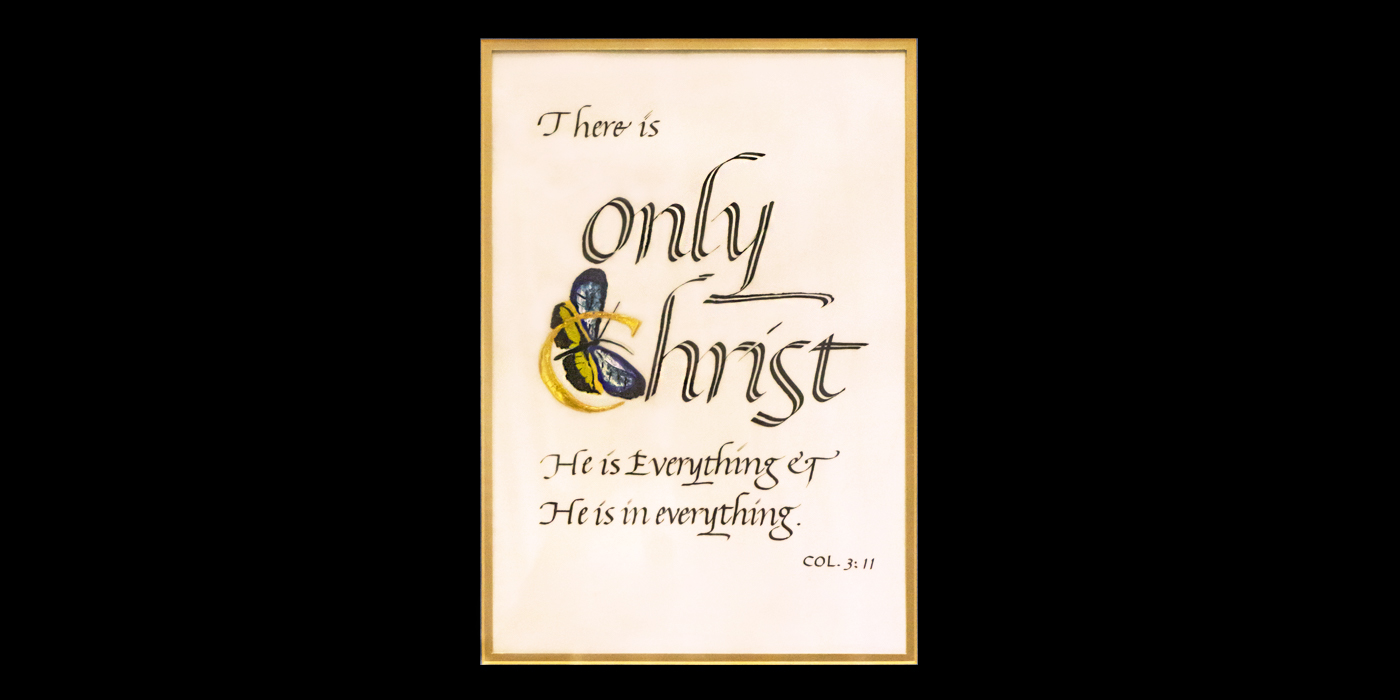 Only Christ