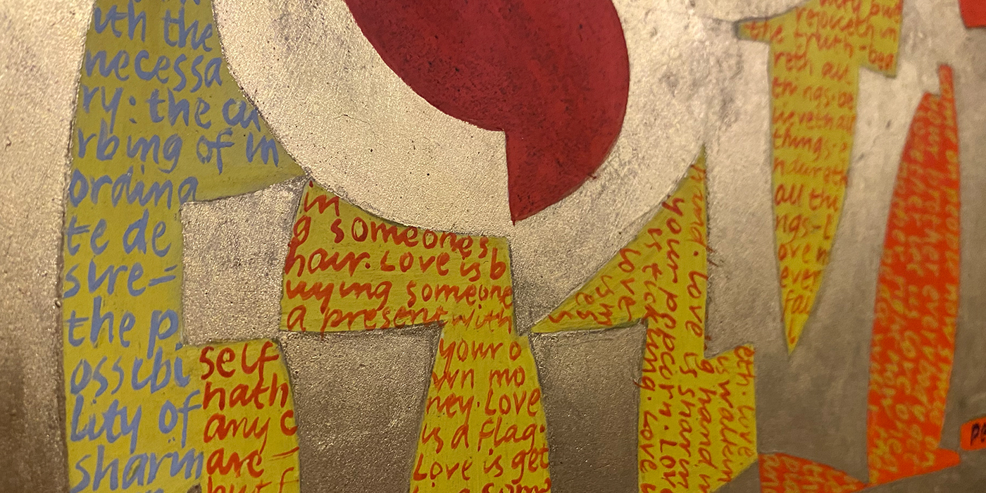 Be of Love (detail)