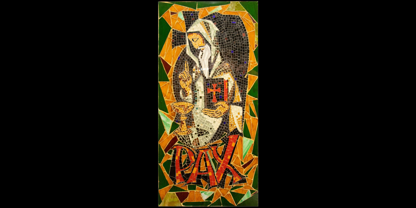 Gallery-Mosaic - St. Benedict