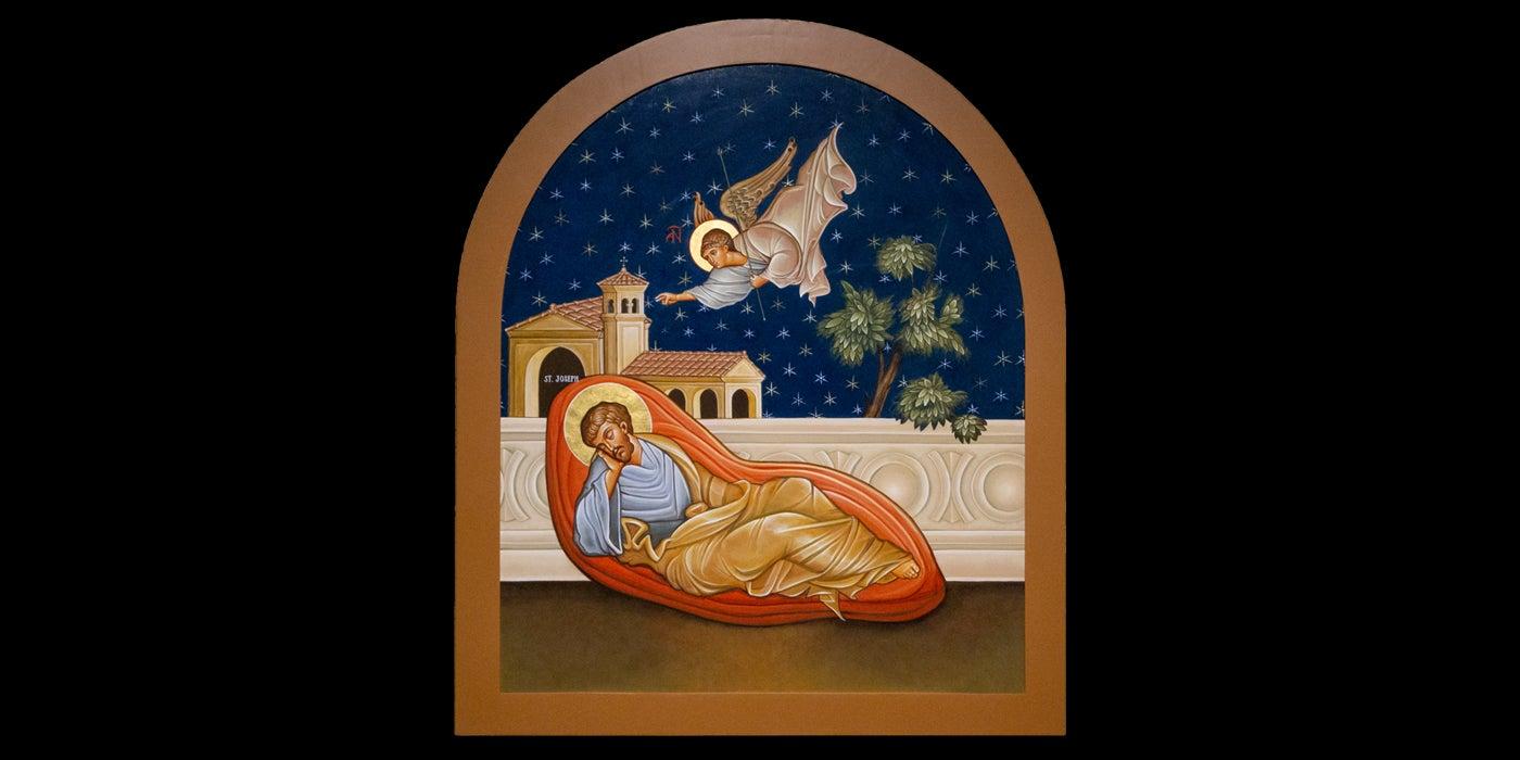 Annunciation to Saint Joseph
