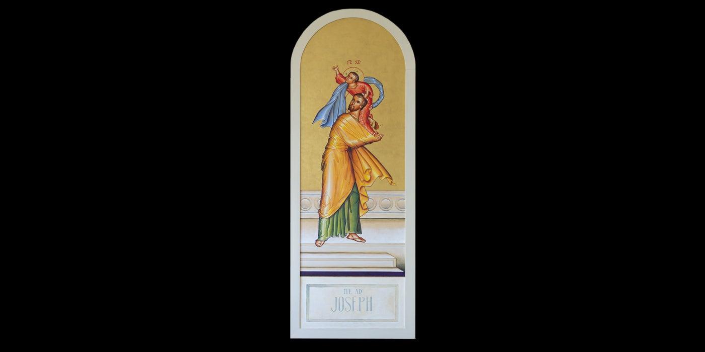 Saint Joseph, Guardian of the Church