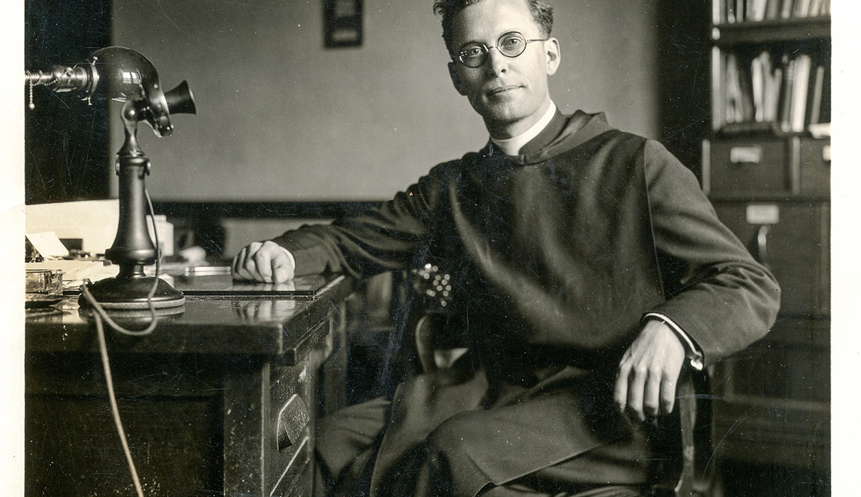 Fr. Alcuin Heibel, O.S.B.