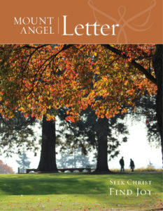 Mount Angel Letter