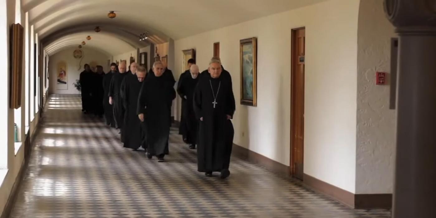 Monks of Mount Angel Abbey