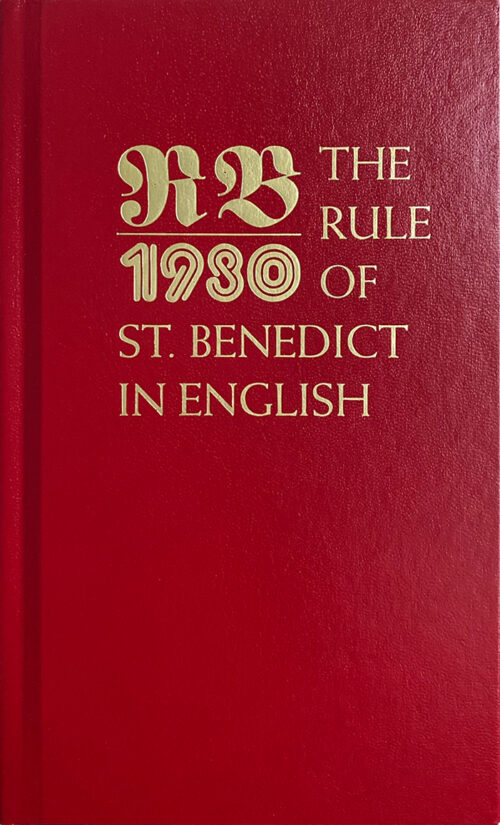The Rule of St. Benedict (Hard Cover)