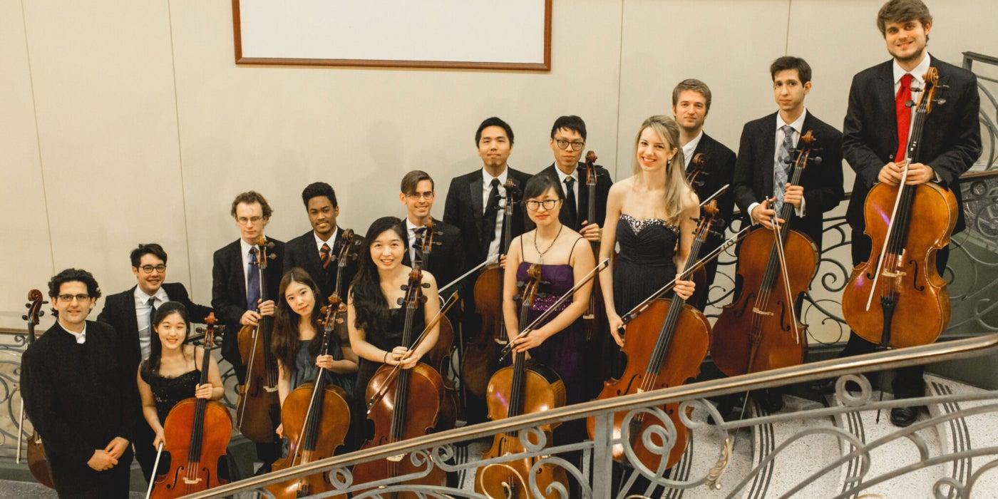 Cello Gang