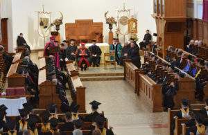 Commencement 2019 at Mount Angel Seminary 1